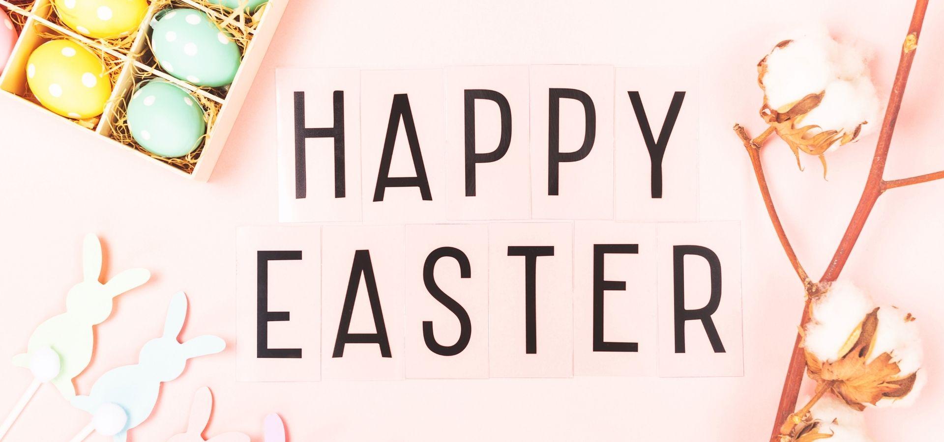 Newsletter di Pasqua: gli auguri non fanno più tendenza