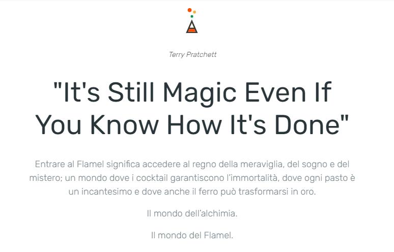 citazione Flamel
